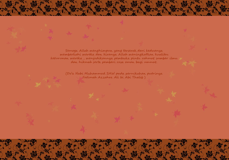 Bisa di download dan di edit kembali untuk tutorial pembuatan undangan